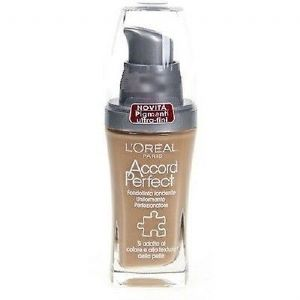 L'oreal Accord Parfait  True Match Liquid Foundation 30 R3 C3 Rose Beige
